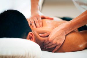 Deep Tissue Sports Massage Glasgow
