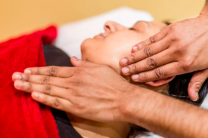 Indian Head Massage Glasgow